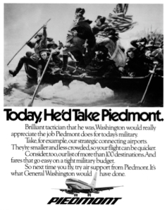 Today He\'d Take Piedmont